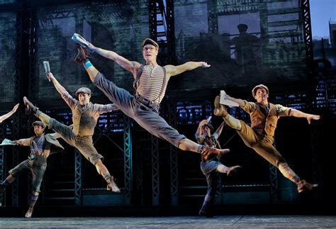for modern choreography the choreography of tony nominees the new york times