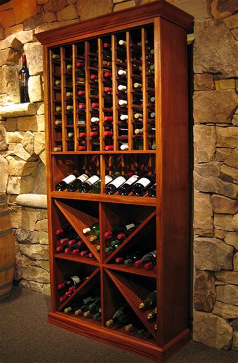 mahogany wine cabinet mahogany wine cabinet by kessick wine cellars 3972