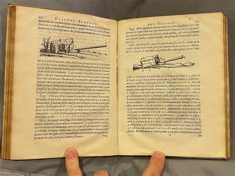 discorsi e dimostrazioni matematiche 1638 ingezien