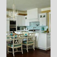Silver And Blue Mosaic Kitchen Backsplash Tiles Cottage