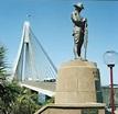ANZAC MEMORIAL - ANZAC Bridge and Digger Statue | Register ...