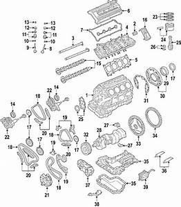 Genuine Oem Cylinder Head Part  079