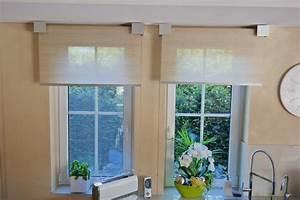 Vorhänge Für Küchenfenster : sichtschutz f r k chenfenster berlin von beese raumgestaltung ~ Markanthonyermac.com Haus und Dekorationen
