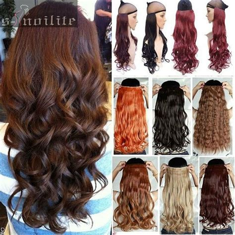 real thick  full head clip  hair extensions