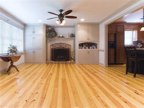 Southern New Heart Pine Flooring
