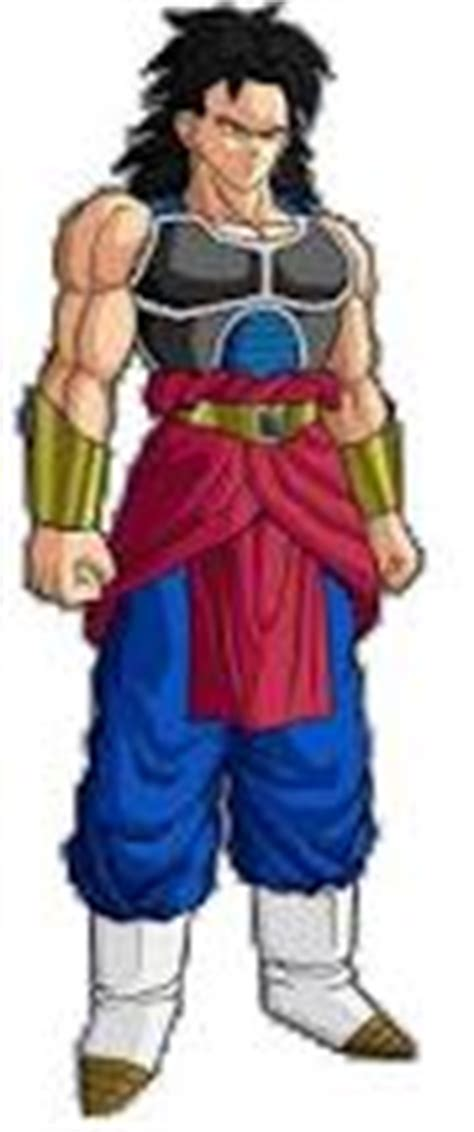Broly Armor Dragon Ball Pd Hitzu The Father Of Jodenku Dragonball