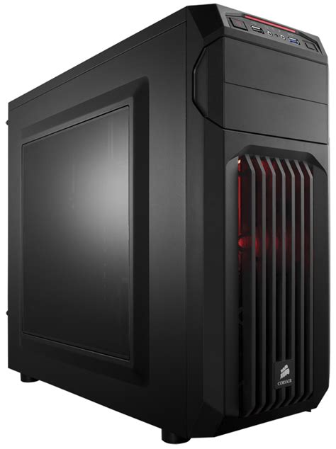 pc side panel fan corsair expands carbide series lineup with spec gaming cases