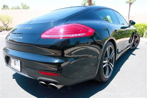 2014 Porsche Panamera Turbo 6+ Msrp Only 10k Miles Loaded