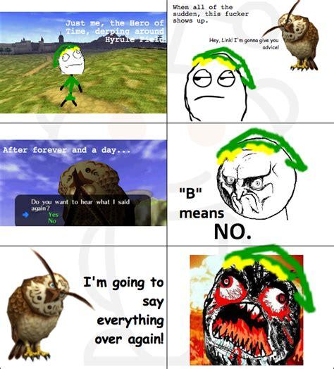 Legend Of Zelda Memes - funny zelda memes