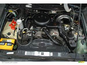1995 Chevrolet S10 Ls Extended Cab Engine Photos