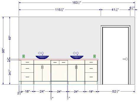 frise pour cuisine frise salle de bain quelle hauteur salle de bains