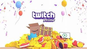 Buy Twitch Prime Account PUBG Overwatch Warframe And