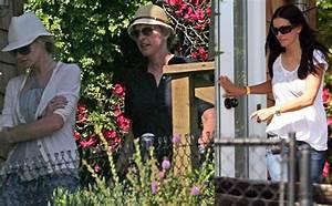 Photos of Ellen DeGeneres and Porti de Rossi at Courteney ...