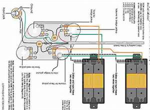 Gibson Les Paul Wiring Diagram
