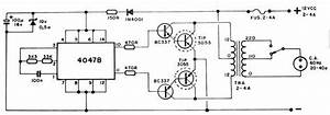 12 Vdc To 220 Vac Converter Circuits   Repository