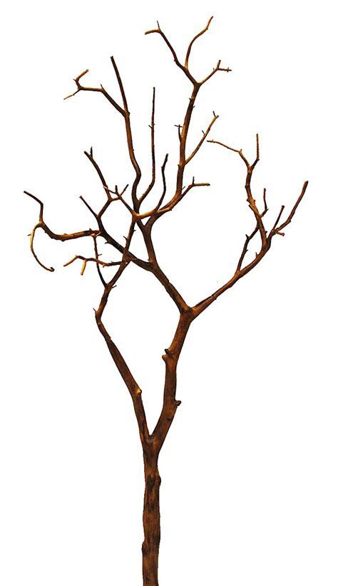 faux manzinita branch brown bendable