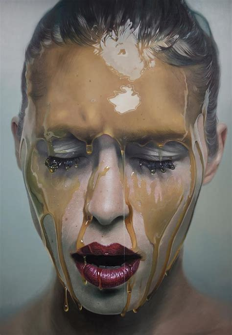 super photo realistic oil paintings  mike dargas