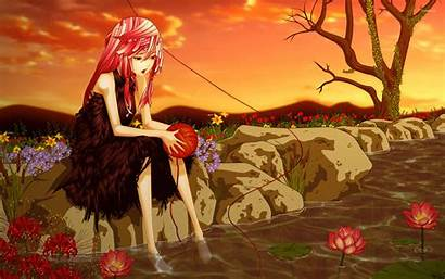 Crown Guilty Inori Yuzuriha Anime Wallpapers Suwalls