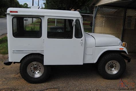 mail jeep lifted 1976 am general corp right hand drive dj5 postal jeep