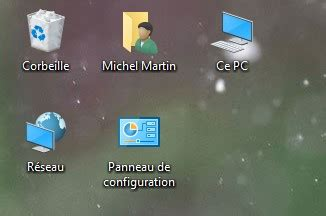 icone bureau disparu windows 7 windows 10 mes icônes ont disparu médiaforma