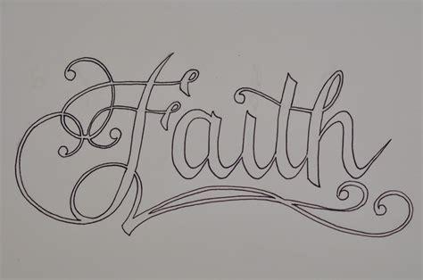 summertime ink faith  progress