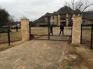 Electric Driveway Gates Ideas — Home Ideas Collection