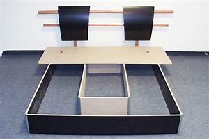 Wasserbett Selber Bauen : wasserbett podest mit schubladen oder offen aus f en ~ Michelbontemps.com Haus und Dekorationen