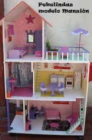 excelentes imagenes de casas de barbies dollhouses