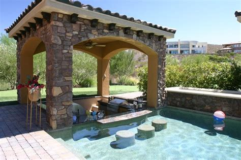 backyard pool bar swim up bar sunken barbecue backyard ideas pinterest swim kitchenettes and swimming