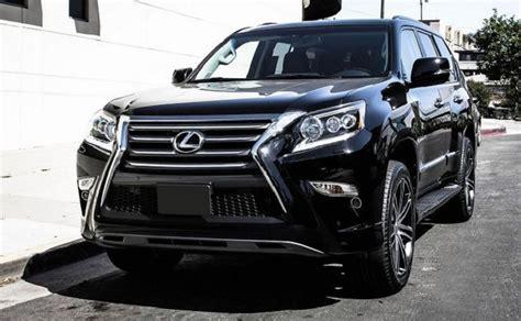 2019 Lexus Gx Changes Release Date Petalmistcom