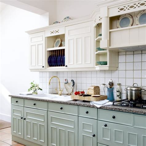 pastel kitchen ideas pastel painted country kitchen kitchen designs kitchen decorating ideas housetohome co uk