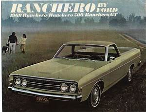1968 Ford Ranchero Repair Manual