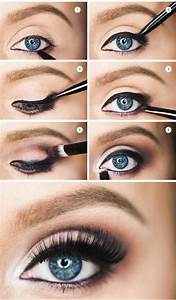 How to Make Brown Eyes Stand Out !  Natural Makeup look