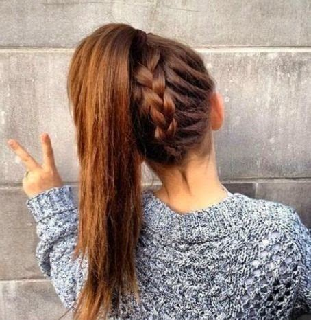 hairstyles  long hair  school styles  life