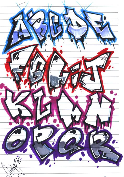 alphabet letters in different styles graffiti alphabet letter template 20 free psd eps