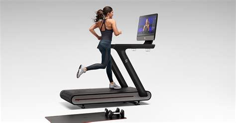Investing in an exercise bike, treadmill, or other indoor training equipment may provide a great way for a person to stay healthy at home. Peloton | Peloton Tread | Live Total Body Fitness At Home