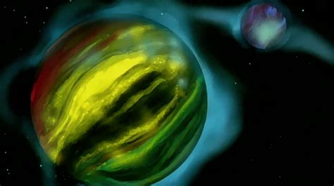planet yardrat dragon ball wiki fandom powered  wikia