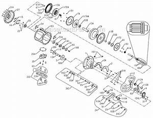 Penn 50vw Parts List And Diagram   Ereplacementparts Com