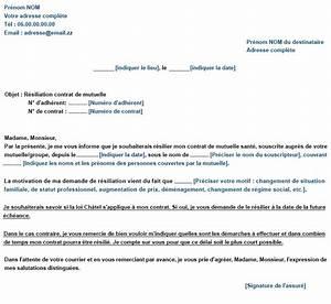 Résiliation Assurance Auto Loi Chatel : modele lettre resiliation mutuelle loi chatel document online ~ Medecine-chirurgie-esthetiques.com Avis de Voitures