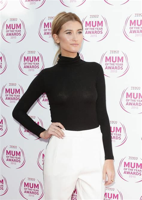 Charley Webb - 2015 Tesco Mum Of The Year Awards in London ...