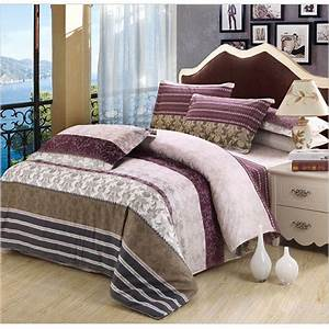 striped purple brown grey duvet cover cool style 100 With cool twin duvet covers