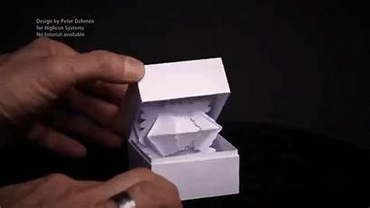 Pop Paper Box Handmade Cards Ring Compilation
