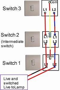 3 Way Lighting  - Page 1