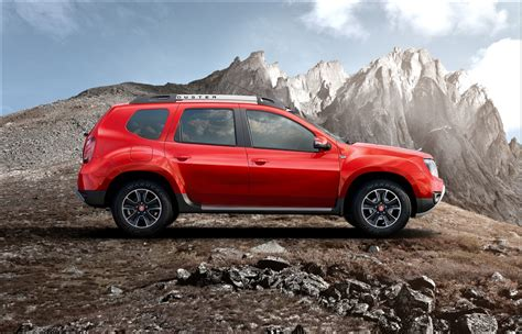 renault india renault duster petrol cvt launched at rs 10 32 lakh