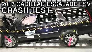 Motorradjeans Test 2017 : 2017 cadillac escalade esv frontal crash test youtube ~ Kayakingforconservation.com Haus und Dekorationen