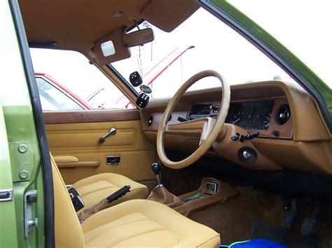 Ford Cortina 2000E interior | Interior of my 2000E in tan ...