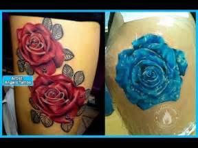 tatuajes de rosas youtube