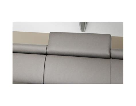 petit canapé cuir petit canapé 3 places avec chaise longue cuir shane