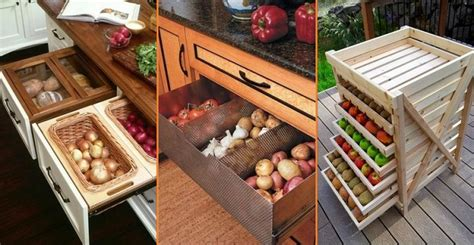 Veg Drawers by Storage Ideas To Keep Fruits And Vegetables Fresh Home