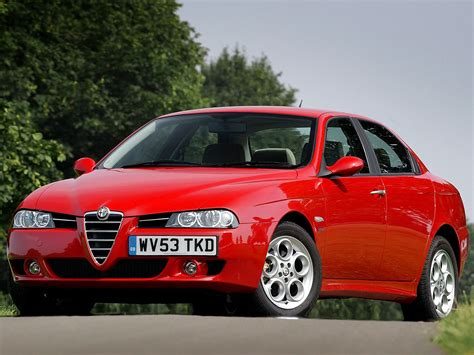 Alfa Romeo 156 Specs & Photos  2003, 2004, 2005